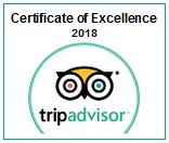 Branson Condos Online .com TripAdvisor award